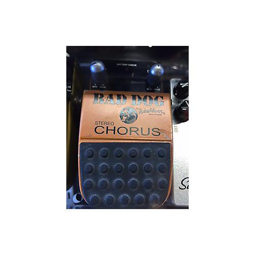 Washburn Chorus Orange Effect Pedal