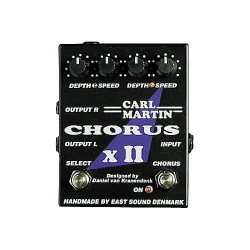 Carl Martin Chorus XII Pedal-thumbnail