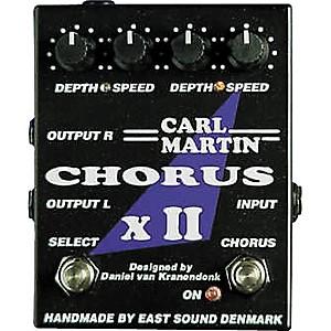 Carl Martin Chorus XII Pedal by Carl Martin