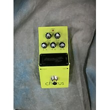 Fender Chours Effect Pedal