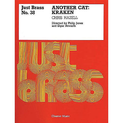 Music Sales Chris Hazell: Kraken - Another Cat (Just Brass No.38) Music Sales America Series