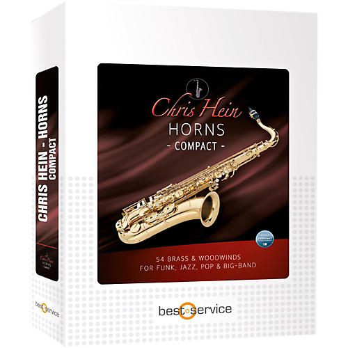 Best Service Chris Hein Horns Compact-thumbnail