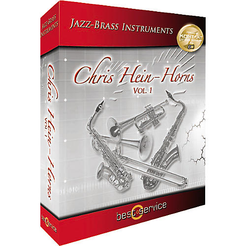 Best Service Chris Hein Horns Vol. 1 Sample Library-thumbnail