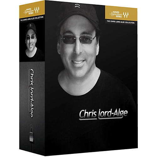 Waves Chris Lord-Alge Signature Series Native/SG Software Download