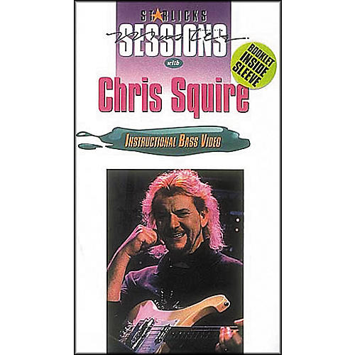 Star Licks Chris Squire (VHS)-thumbnail