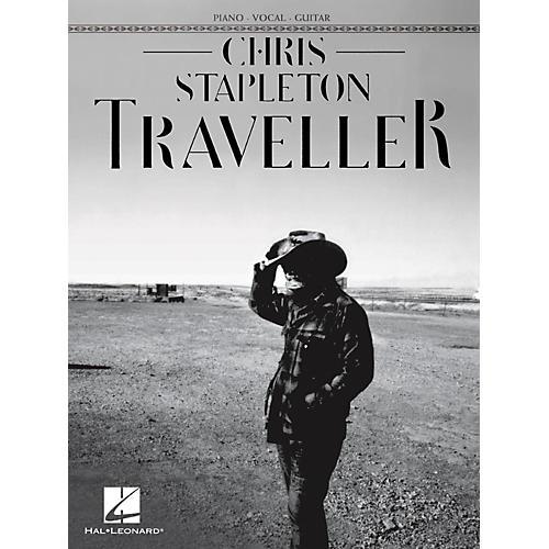 Hal Leonard Chris Stapleton - Traveller Piano/Vocal/Guitar-thumbnail