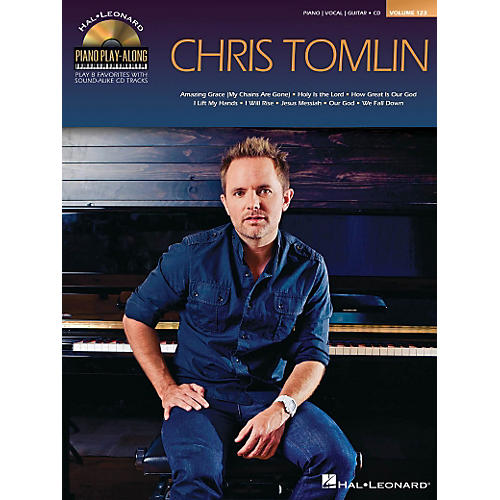 Hal Leonard Chris Tomlin - Piano Play-Along Volume 123 Book/CD-thumbnail