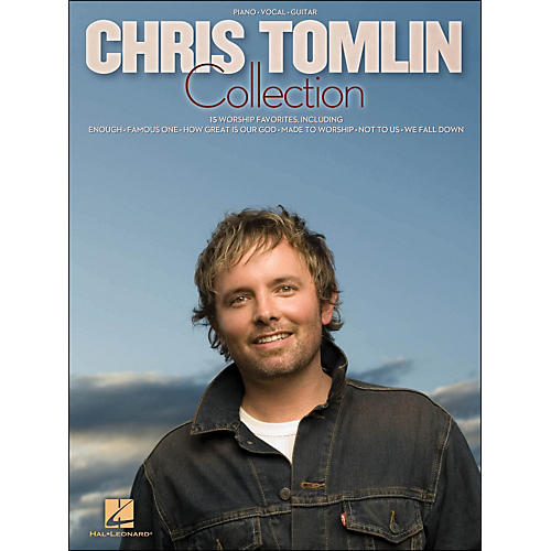 Hal Leonard Chris Tomlin Collection arranged for piano, vocal, and guitar (P/V/G)-thumbnail