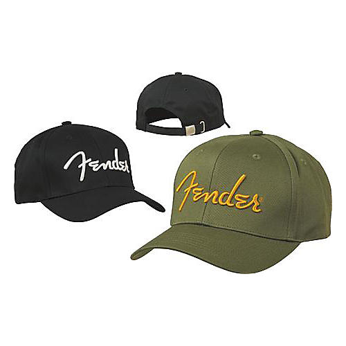 Fender Chrissie II Adjustable Hat-thumbnail