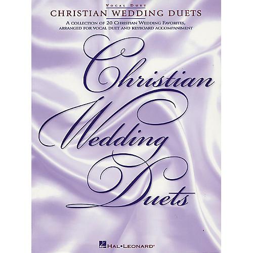 Hal Leonard Christian Wedding Duets-thumbnail