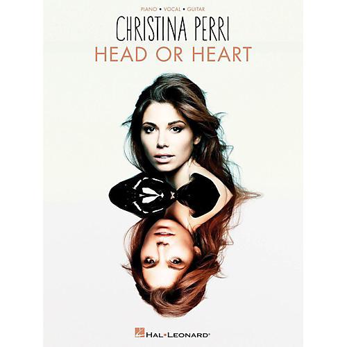Hal Leonard Christina Perri - Head Or Heart for Piano/Vocal/Guitar-thumbnail