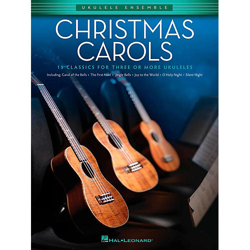 Hal Leonard Christmas Carols - Ukulele Ensemble Series Intermediate