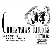 Hal Leonard Christmas Carols for Band Or Brass Choir C Flute