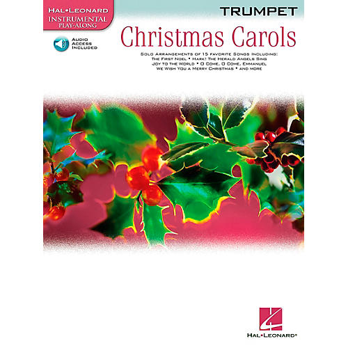Hal Leonard Christmas Carols for Trumpet Book/CD-thumbnail