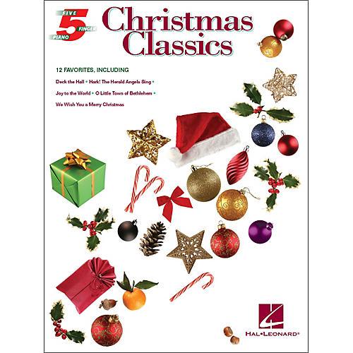 Hal Leonard Christmas Classics for Five Finger Piano