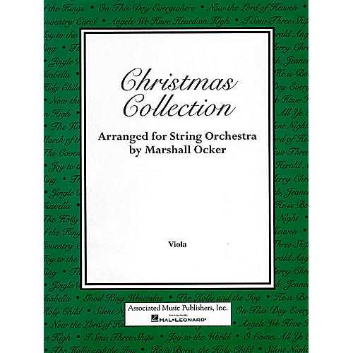 Associated Christmas Collection (Violin 2 Part) Orchestra Series Composed by Various
