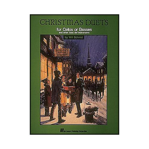 Hal Leonard Christmas Duets Cello Bass-thumbnail