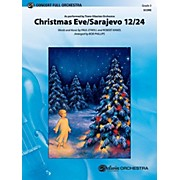 Alfred Christmas Eve/Sarajevo 12/24 Full Orchestra Level 3 Set