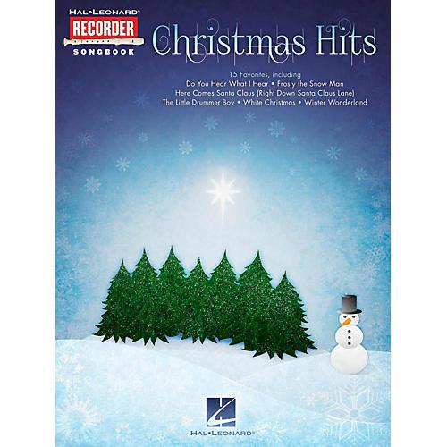 Hal Leonard Christmas Hits - Hal Leonard Recorder Songbook