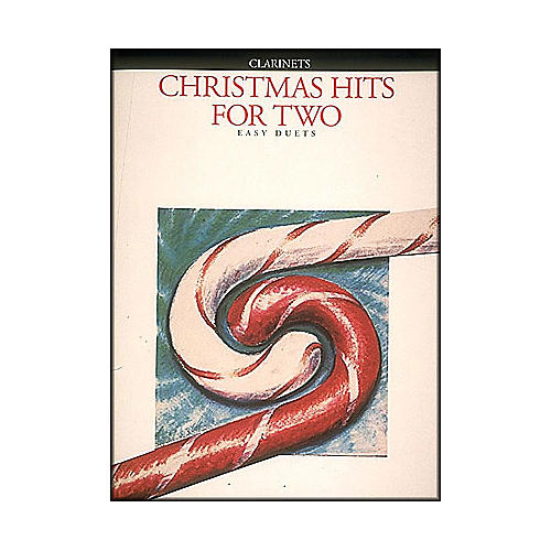 Hal Leonard Christmas Hits for Two Clarinet-thumbnail