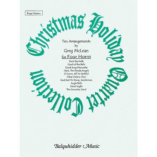 Carl Fischer Christmas Holiday Quartet Collection Book