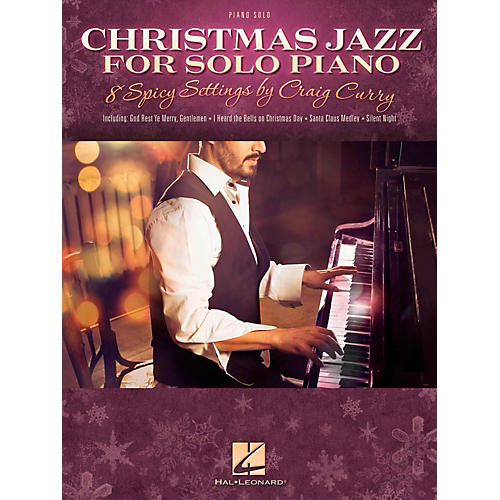 Hal Leonard Christmas Jazz For Solo Piano-thumbnail