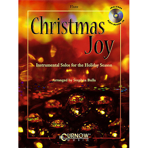 Curnow Music Christmas Joy (Instrumental Solos for the Holiday Season) Concert Band Level 3