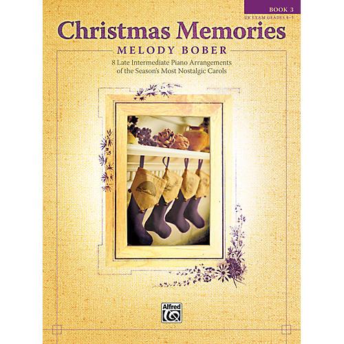 Alfred Christmas Memories Book 3-thumbnail