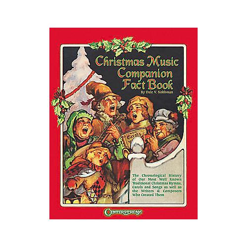 Centerstream Publishing Christmas Music Companion Fact Book