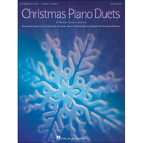 Hal Leonard Christmas Piano Duets 2nd Edition
