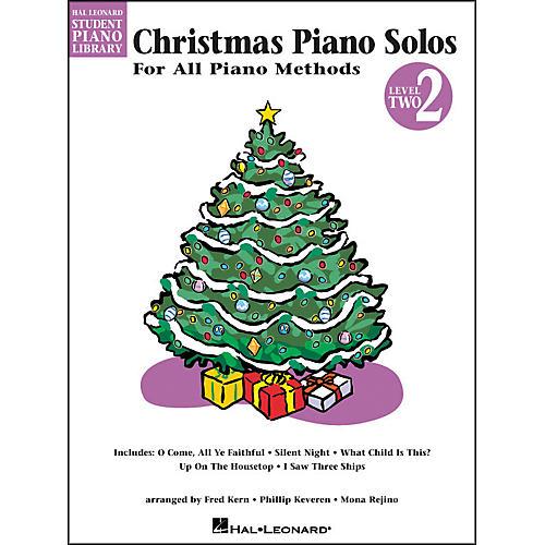 Hal Leonard Christmas Piano Solos Book 2 Hal Leonard Student Piano Library-thumbnail