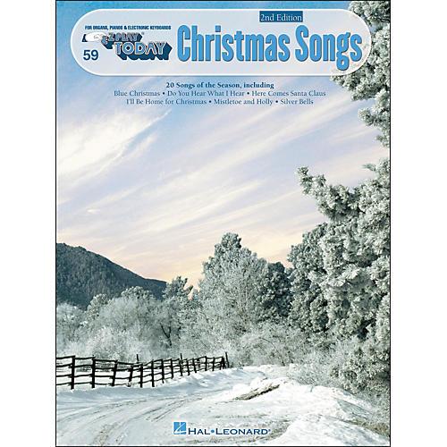 Hal Leonard Christmas Songs 2nd Edition E-Z Play 59-thumbnail