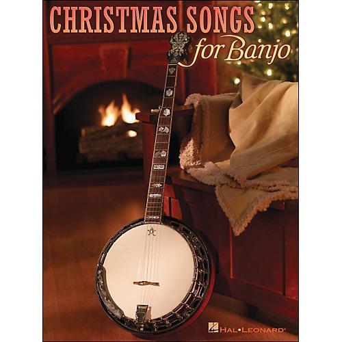 Hal Leonard Christmas Songs for Banjo-thumbnail