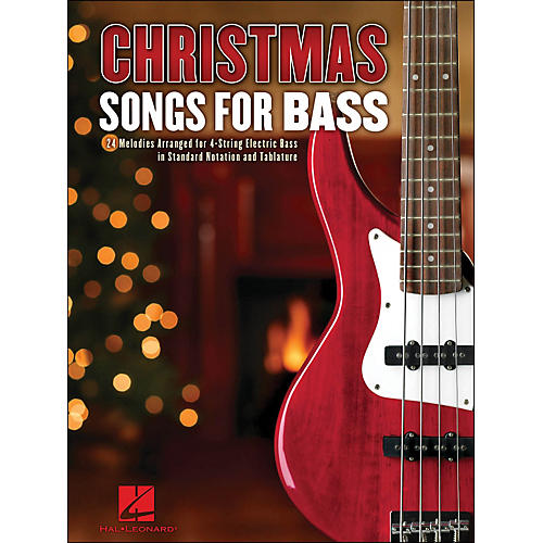 Hal Leonard Christmas Songs for Bass-thumbnail