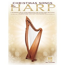Hal Leonard Christmas Songs for Harp Folk Harp Series Softcover