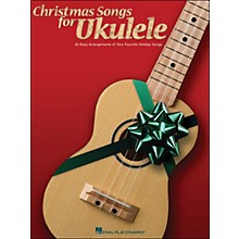 Hal Leonard Christmas Songs for Ukulele