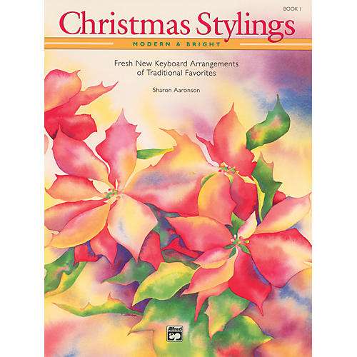 Alfred Christmas Stylings Modern & Bright Book 1