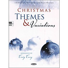 Word Music Christmas Themes & Variations: Creative Settings for Solo Piano