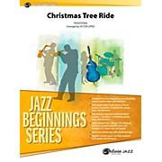 Alfred Christmas Tree Ride Jazz Band Grade 1