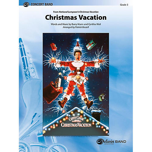 Alfred Christmas Vacation Grade 3 (Medium Easy)-thumbnail