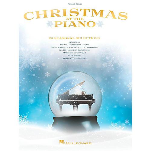 Hal Leonard Christmas at the Piano for piano solo-thumbnail