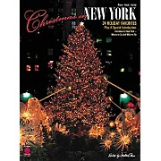 Cherry Lane Christmas in New York Piano, Vocal, Guitar Songbook