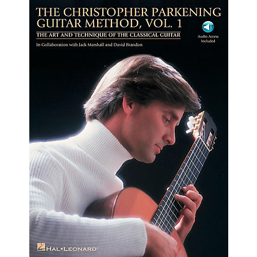 Hal Leonard Christopher Parkening Guitar Method Volume 1 Book/CD