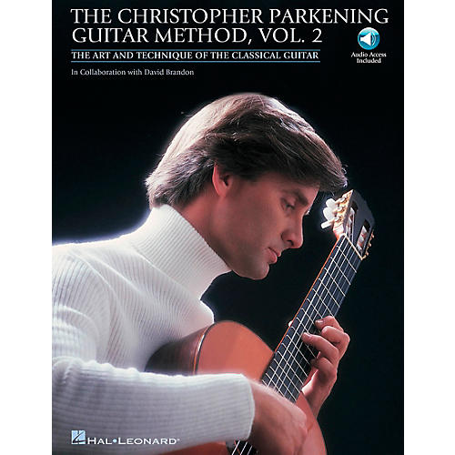 Hal Leonard Christopher Parkening Guitar Method Volume 2 Book/CD-thumbnail