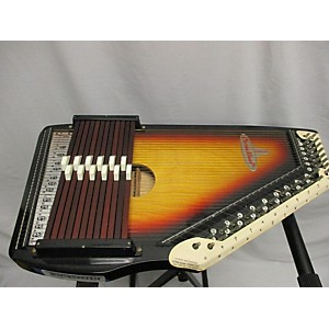 Pre-owned Sekova ChromAharp Autoharp by Sekova