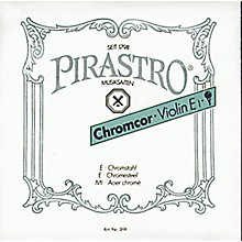 Pirastro Chromcor Series Violin E String Level 1 3/4-1/2 Ball End
