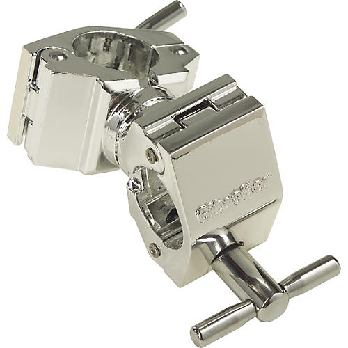 Gibraltar Chrome Adjustable Right-Angle Clamp for Road Series Rack-thumbnail