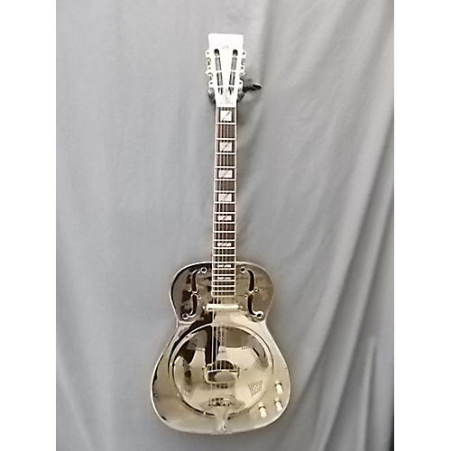 Dean Chrome G Resonator Guitar