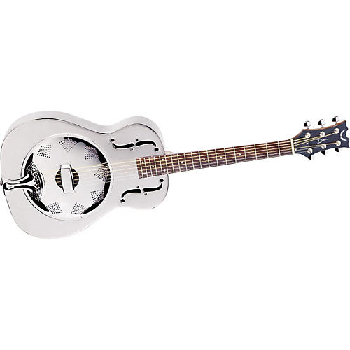 Dean Chrome S Resonator Guitar