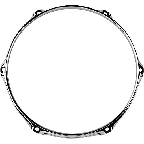 Gibraltar Chrome Tom Drum Hoop 13 in. 6-Lug
